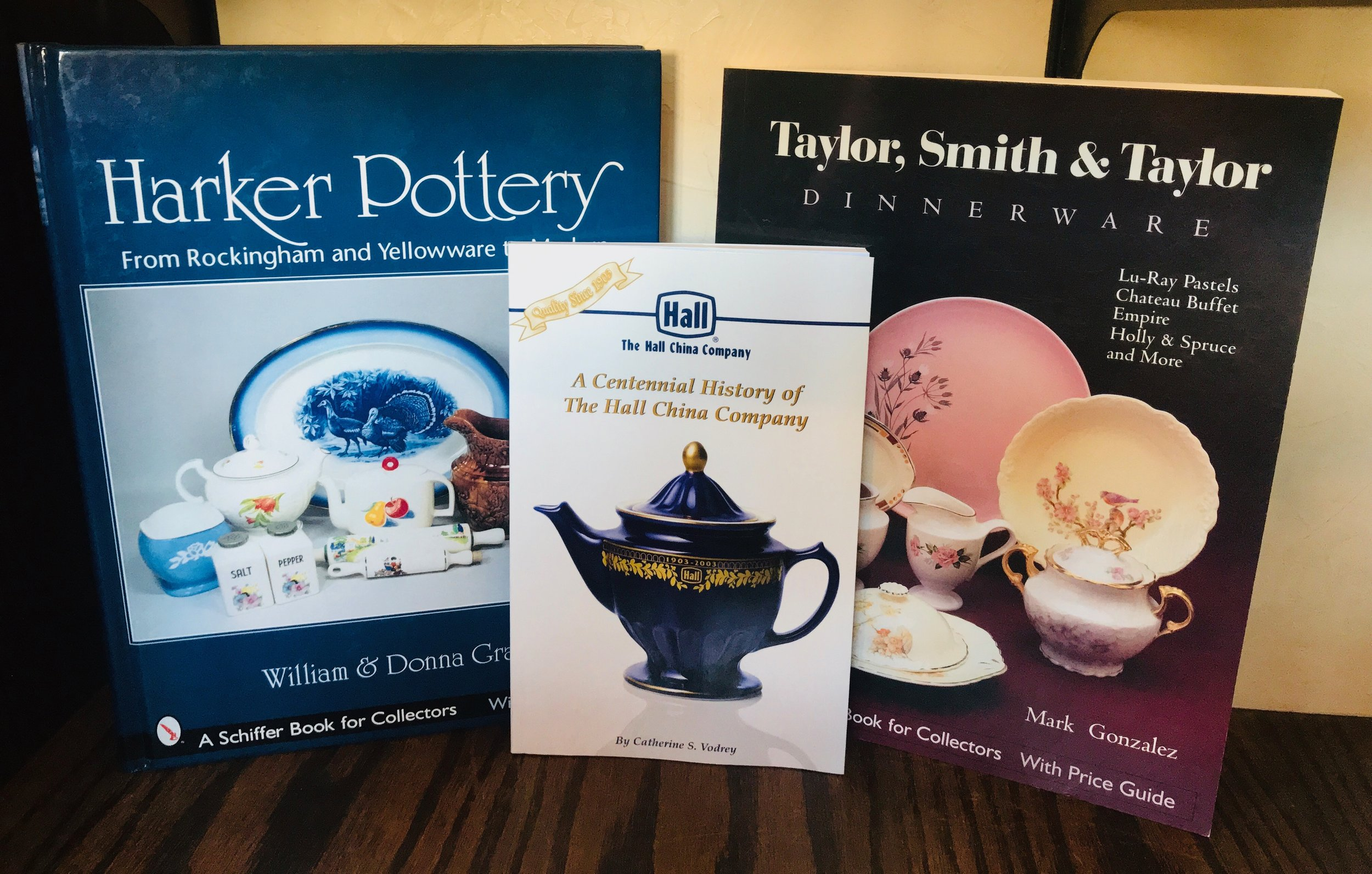 Books about potteries