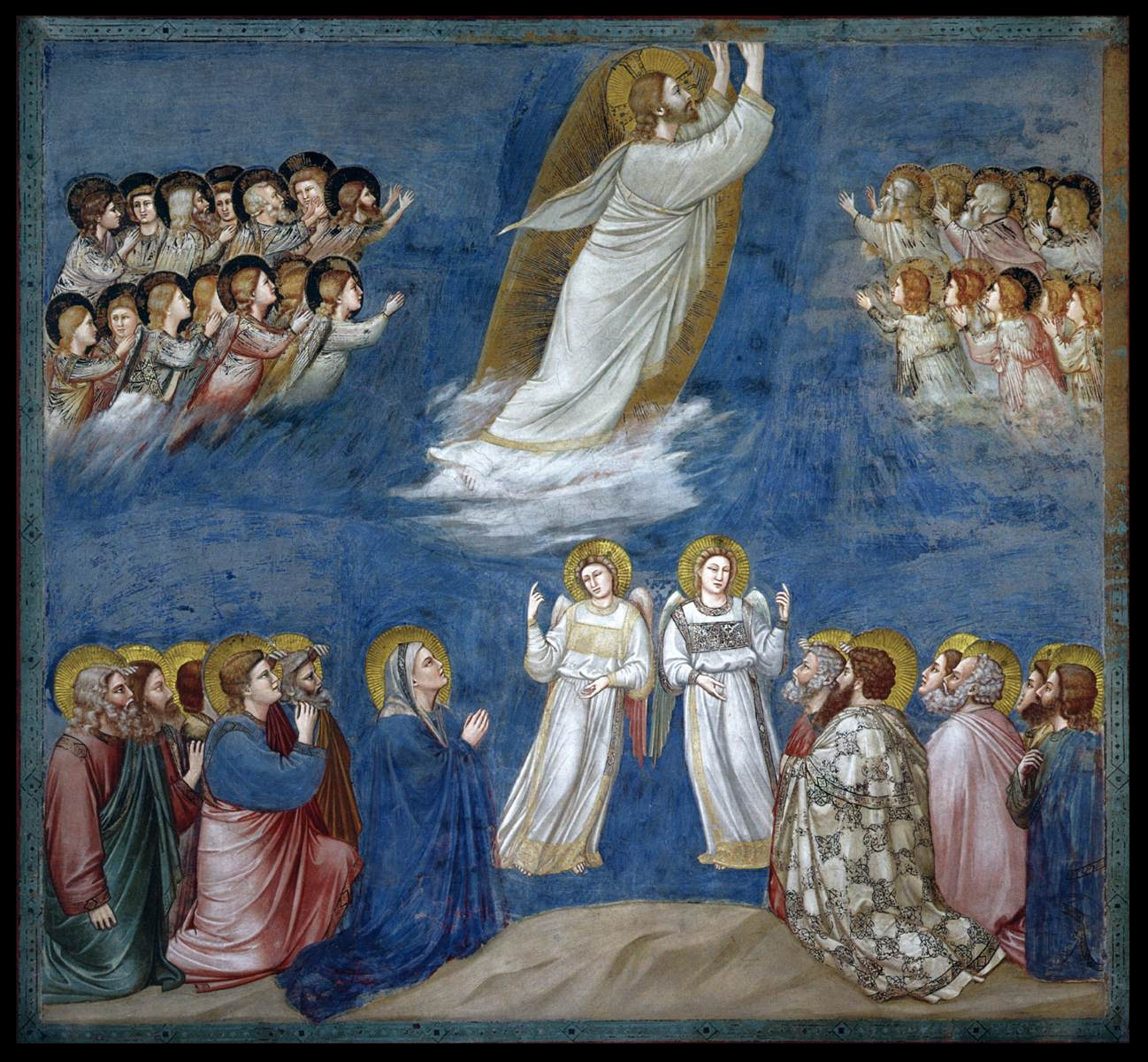 Ascension of the Lord - Giotto