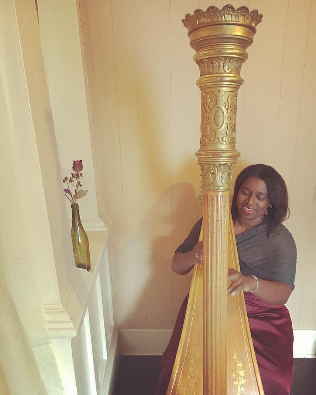 cassie watson harpist new orleans black african american history 2.jpg