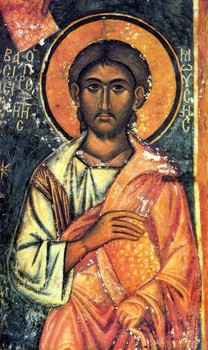 Holy Prophet Moses the God-Seer, from St. Katherine's Monastery on Sinai.