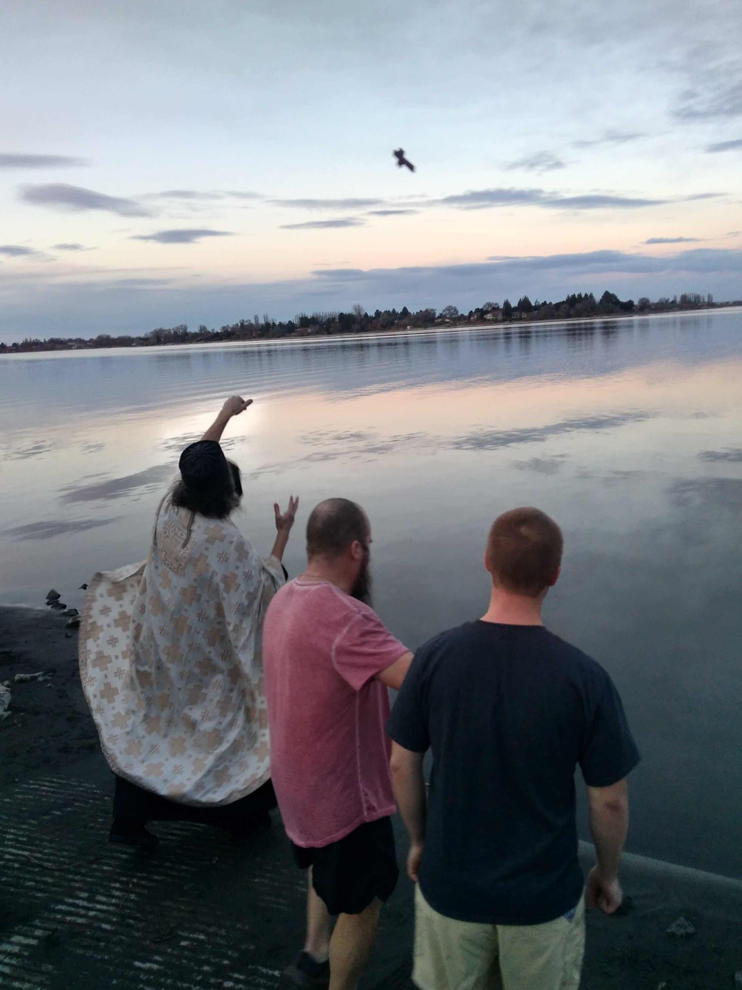 Moses Lake First Theophany 2019