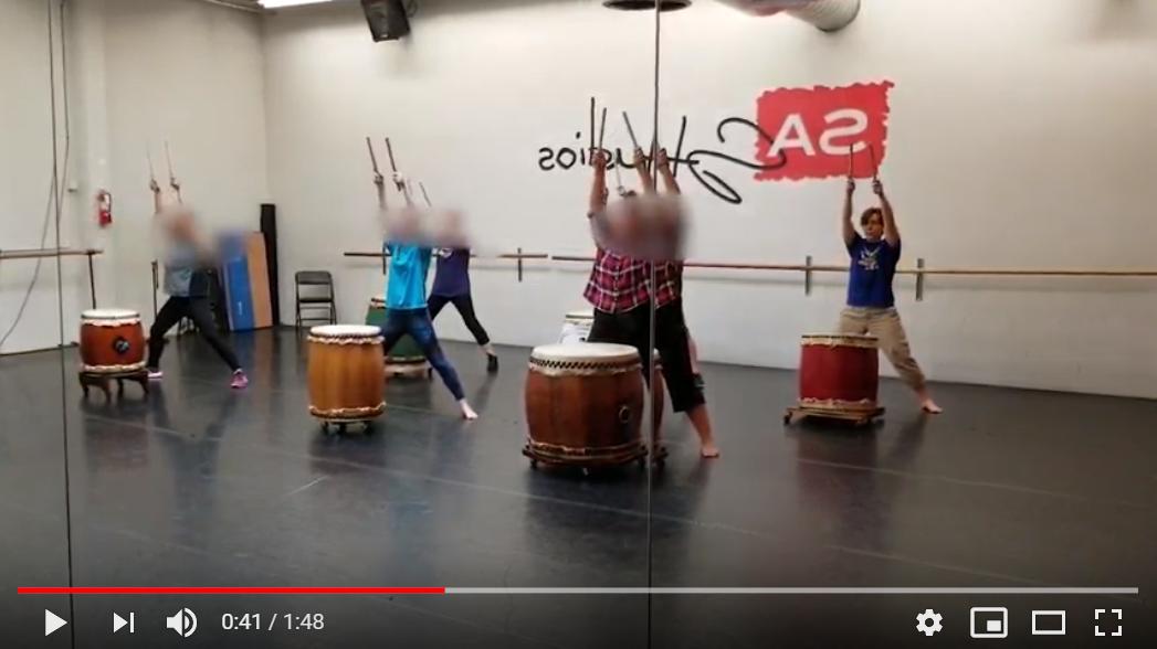 How to Teach Taiko Blog — Rome Hamner: taiko performer
