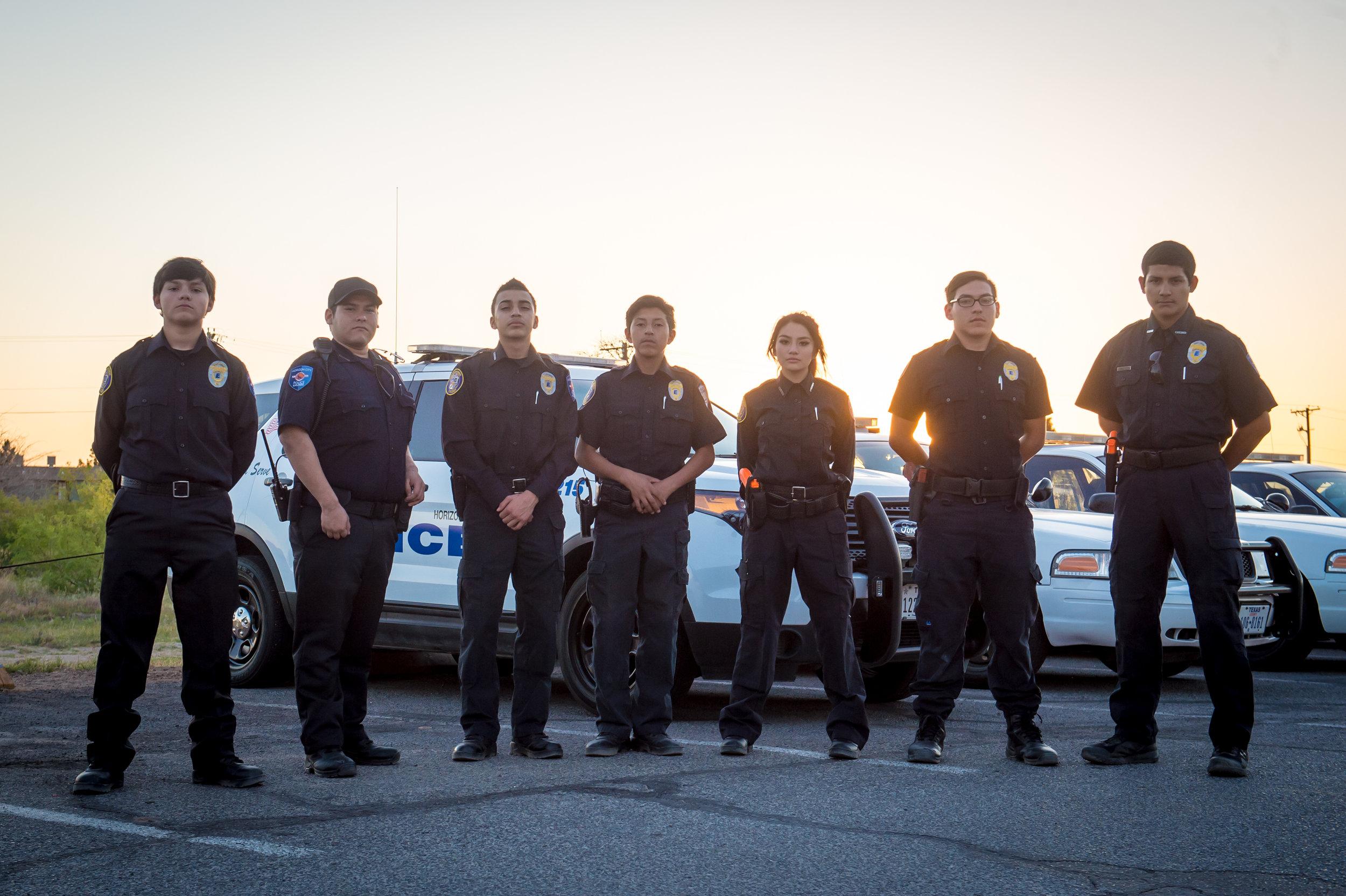 HCPD Explorers El Paso