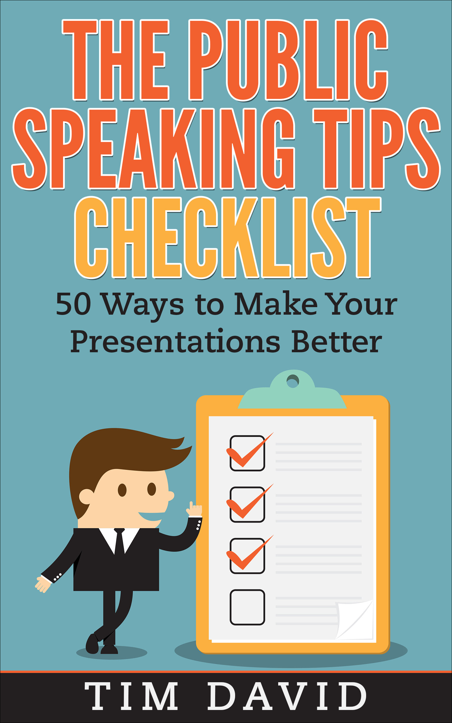 Improve Your Content AND Delivery with this FREE 50-Point Checklist. -