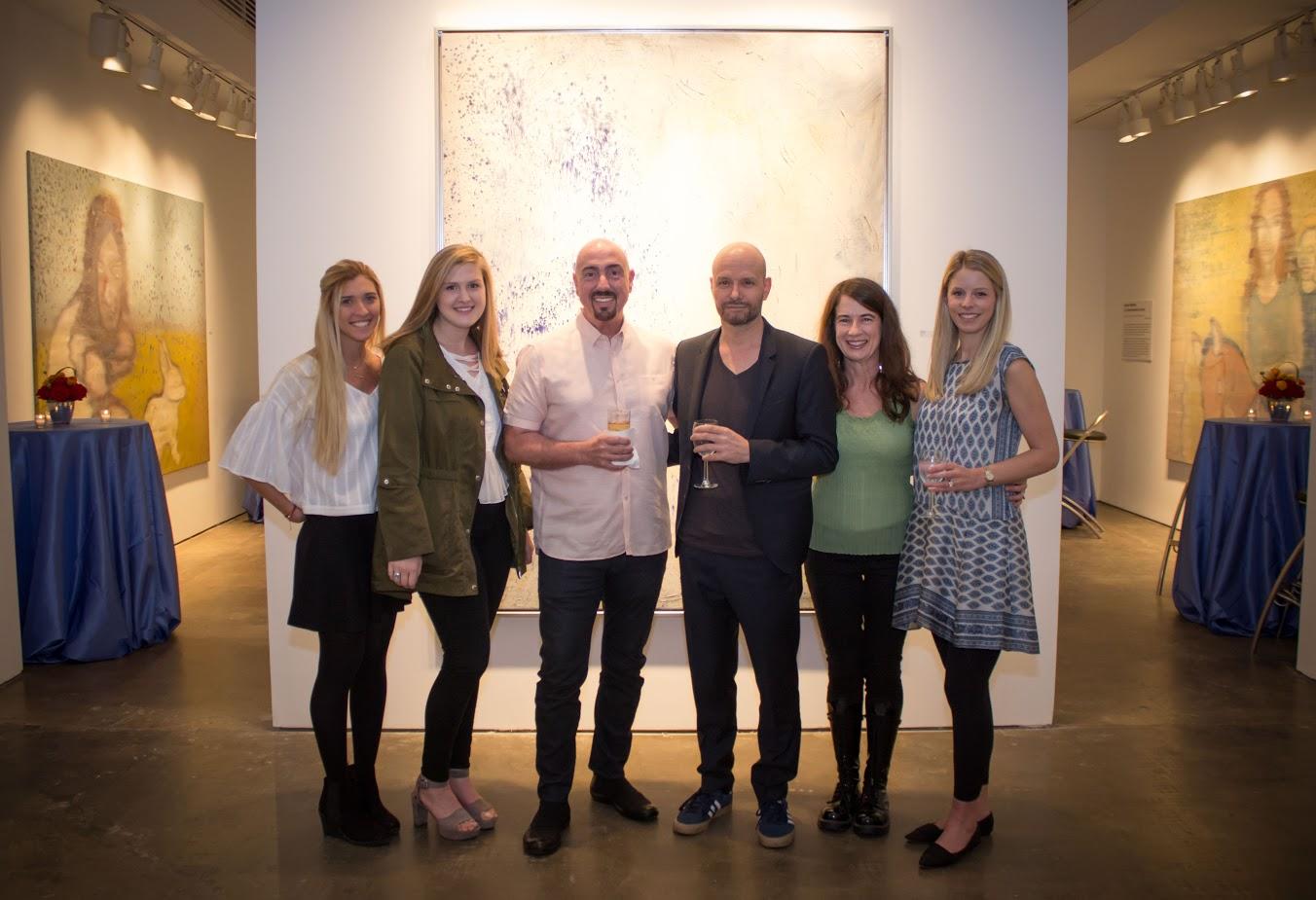 Bill Lowe Gallery Reiner Heidorn Opening 6.jpg