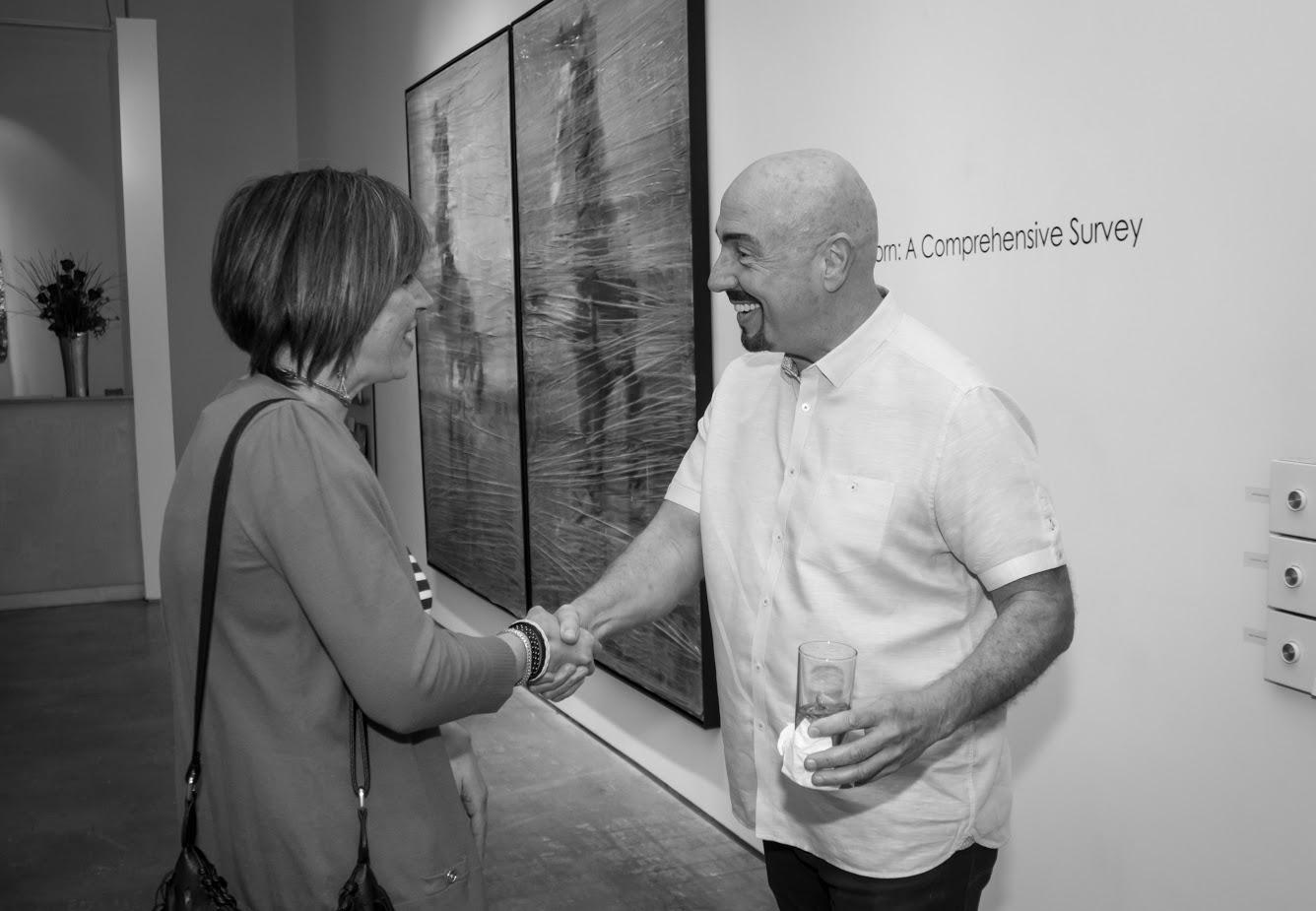 Bill Lowe Gallery Reiner Heidorn Opening 13.jpg