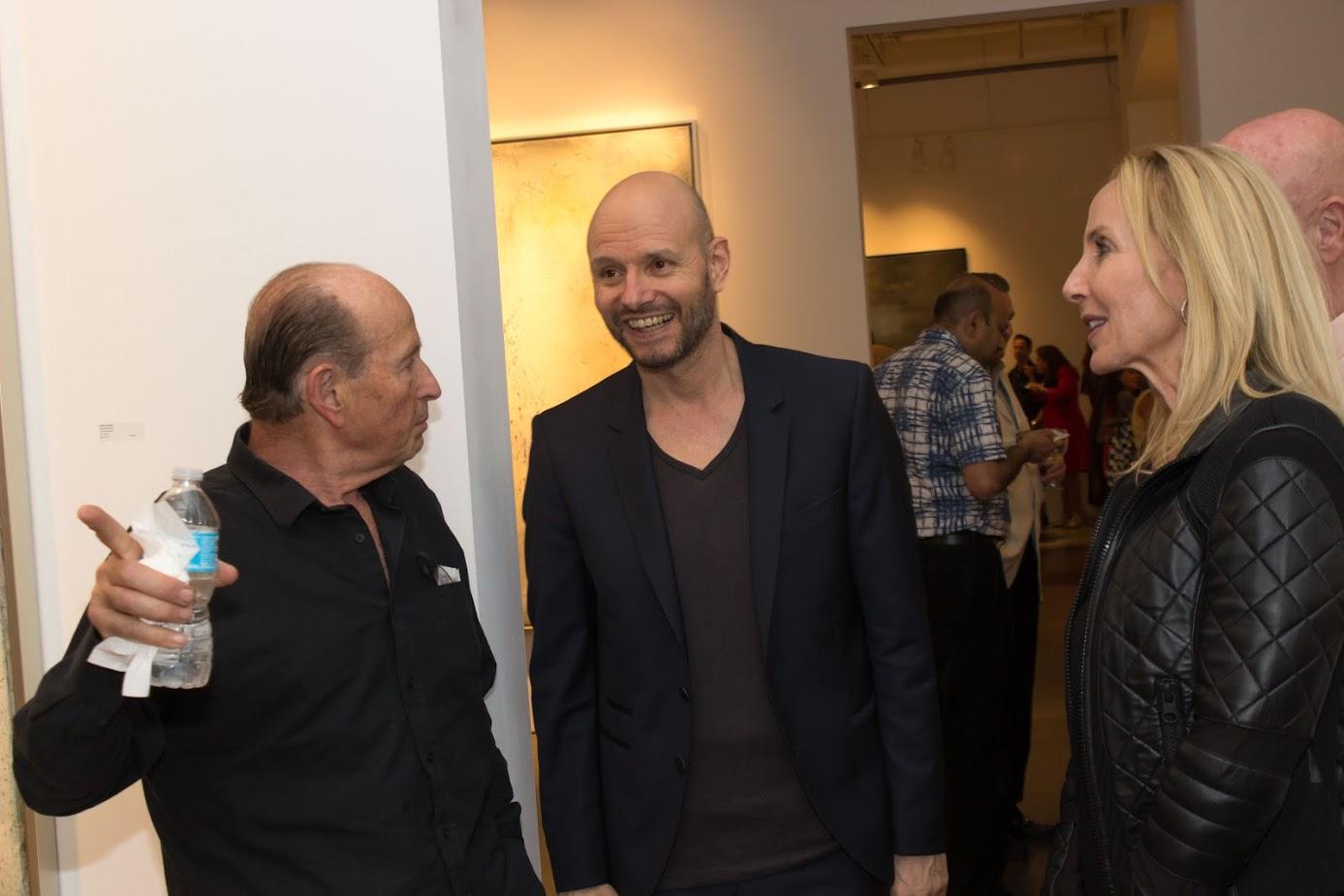 Bill Lowe Gallery Reiner Heidorn Opening 43.jpg