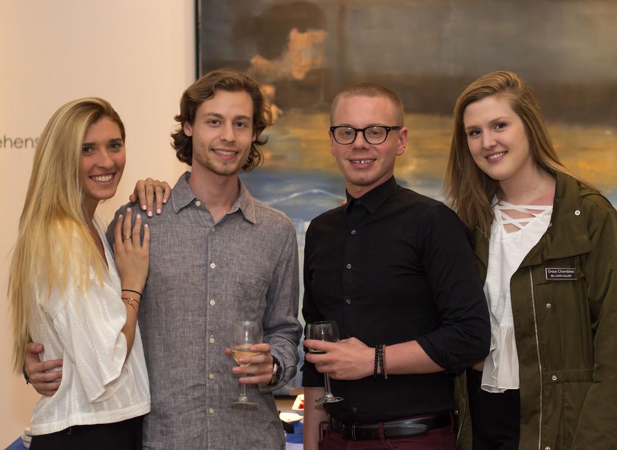 Bill Lowe Gallery Reiner Heidorn Opening 47.jpg