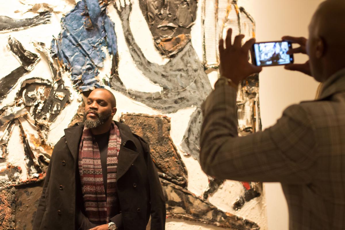 Bill Lowe Gallery Atlanta Carnaval Opening 81.jpg