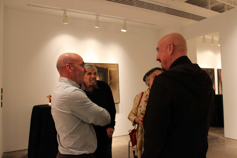 Bill Lowe Gallery Fernando Gaspar & Maggie Hasbrouck Opening Reception 18.jpg
