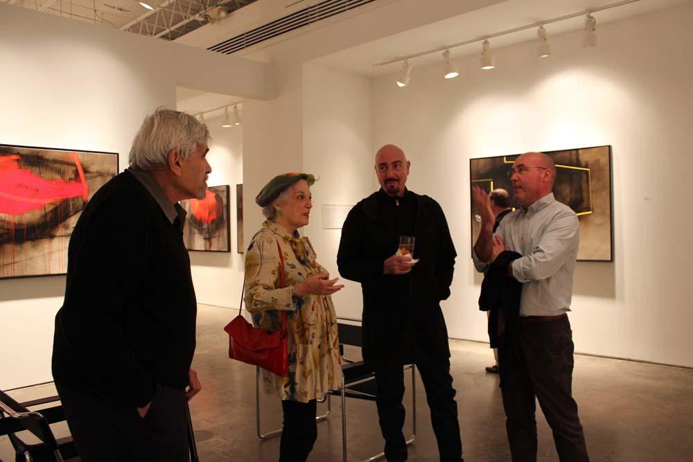 Bill Lowe Gallery Fernando Gaspar & Maggie Hasbrouck Opening Reception 19.jpg