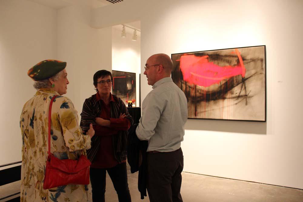 Bill Lowe Gallery Fernando Gaspar & Maggie Hasbrouck Opening Reception 23.jpg