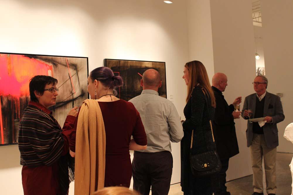 Bill Lowe Gallery Fernando Gaspar & Maggie Hasbrouck Opening Reception 28.jpg