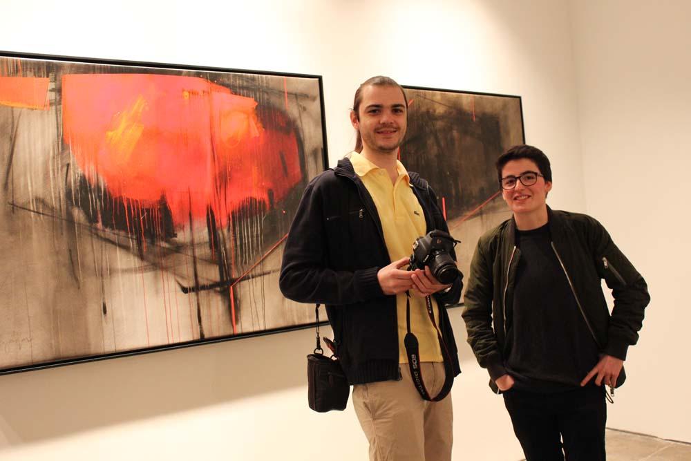 Bill Lowe Gallery Fernando Gaspar & Maggie Hasbrouck Opening Reception 34.jpg