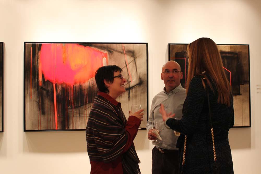 Bill Lowe Gallery Fernando Gaspar & Maggie Hasbrouck Opening Reception 36.jpg