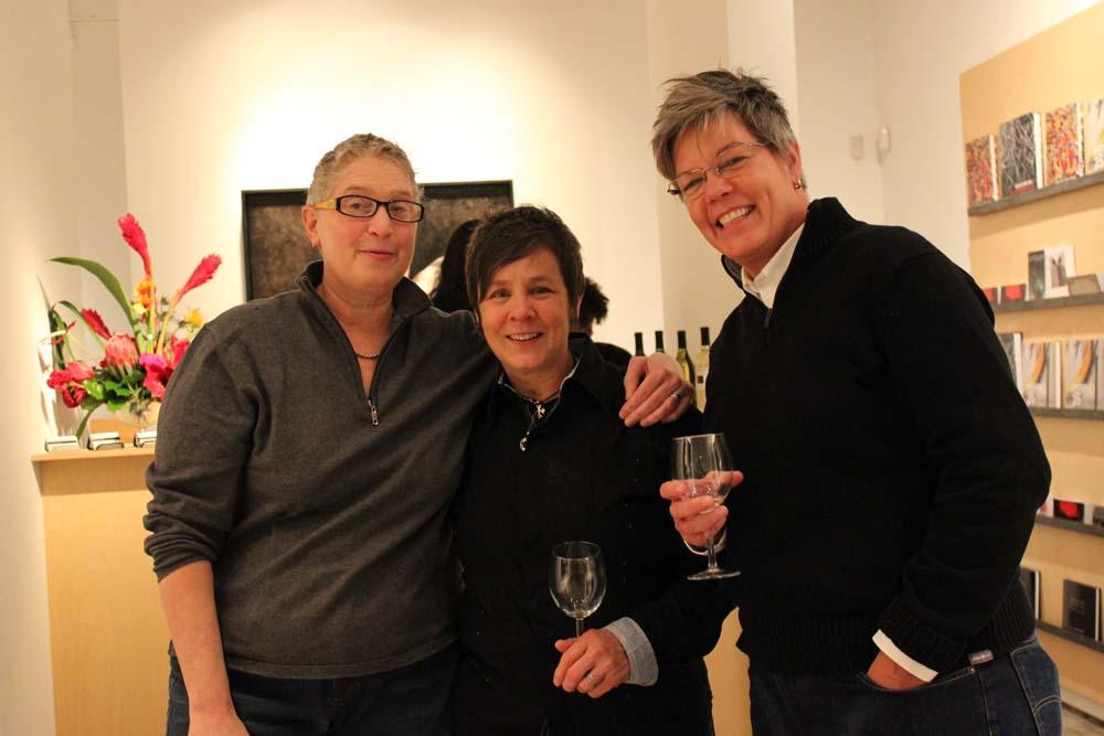 Bill Lowe Gallery Fernando Gaspar & Maggie Hasbrouck Opening Reception 45.jpg