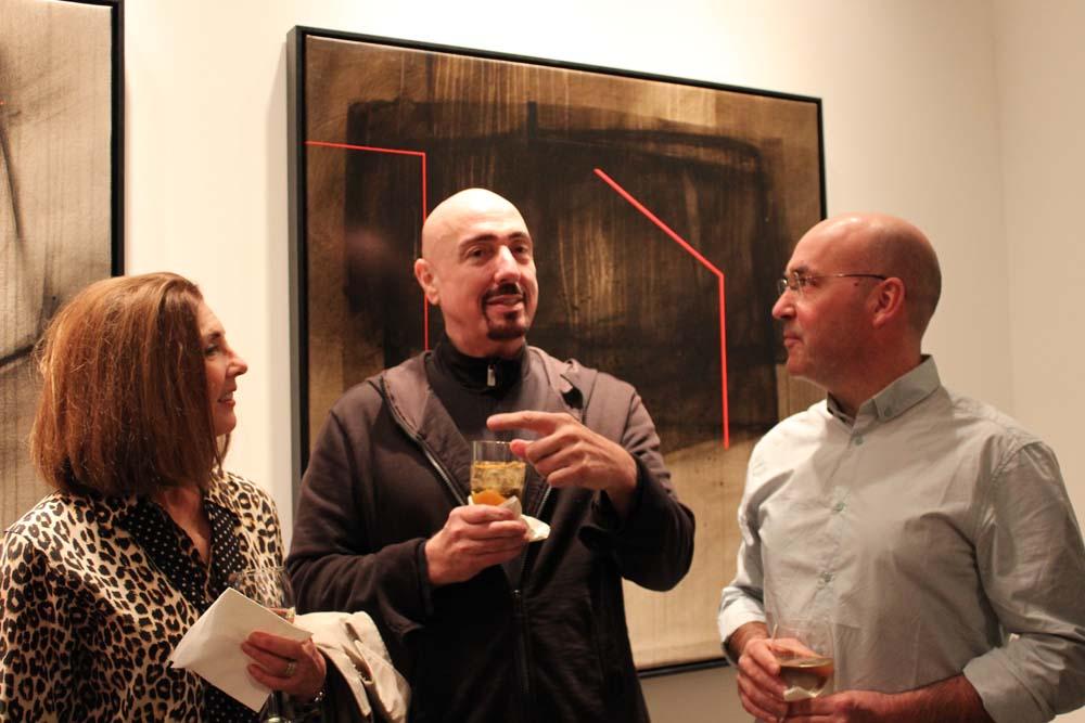 Bill Lowe Gallery Fernando Gaspar & Maggie Hasbrouck Opening Reception 49.jpg