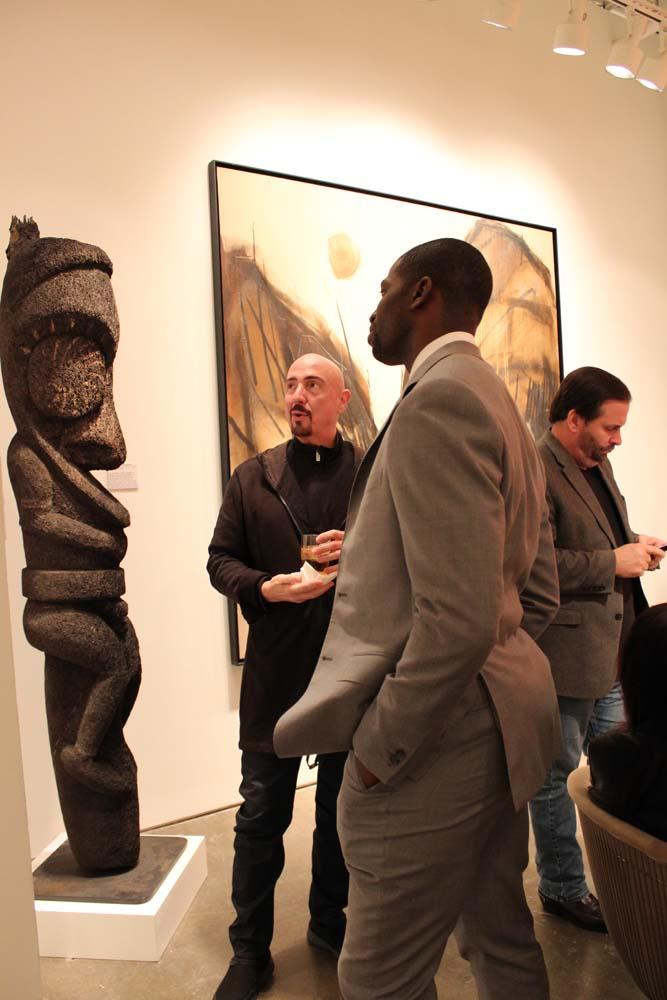 Bill Lowe Gallery Fernando Gaspar & Maggie Hasbrouck Opening Reception 52.jpg