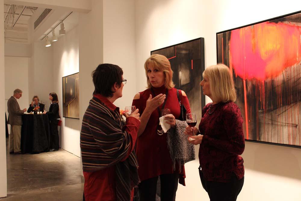 Bill Lowe Gallery Fernando Gaspar & Maggie Hasbrouck Opening Reception 54.jpg