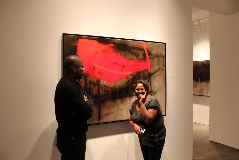 Bill Lowe Gallery Fernando Gaspar & Maggie Hasbrouck Opening Reception 75.jpg