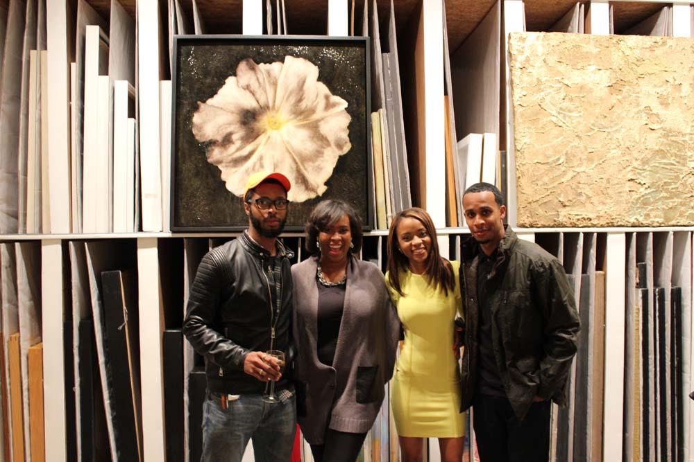 Bill Lowe Gallery Fernando Gaspar & Maggie Hasbrouck Opening Reception 78.jpg