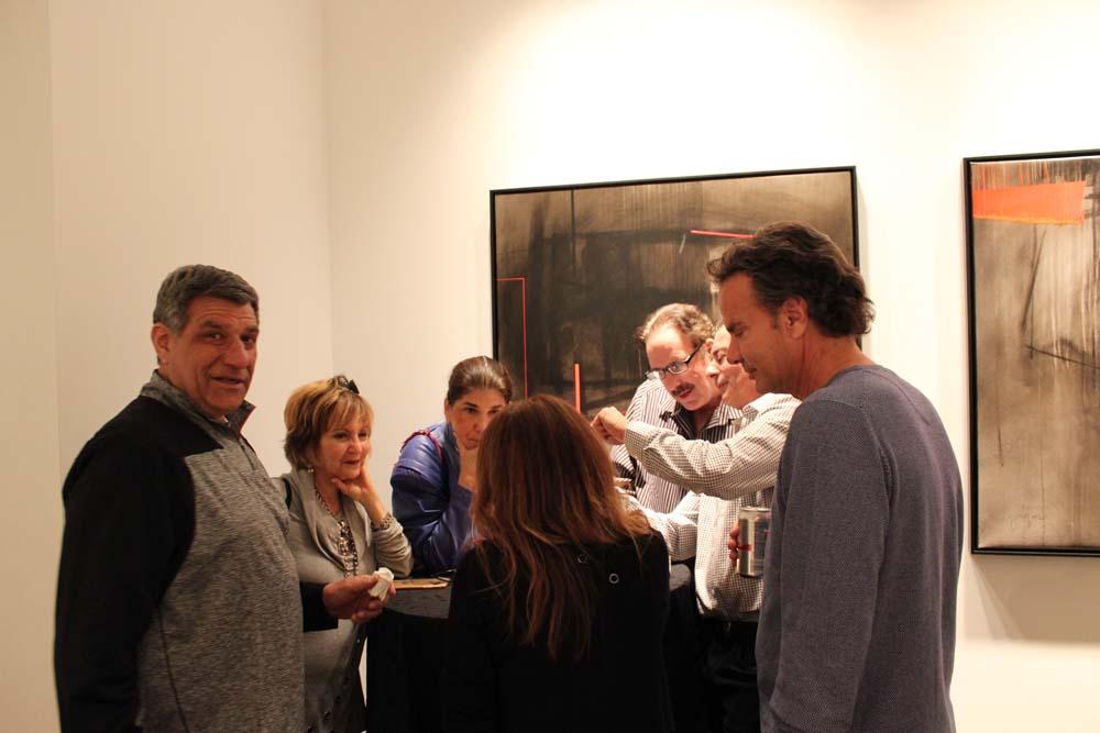 Bill Lowe Gallery Fernando Gaspar & Maggie Hasbrouck Opening Reception 82.jpg