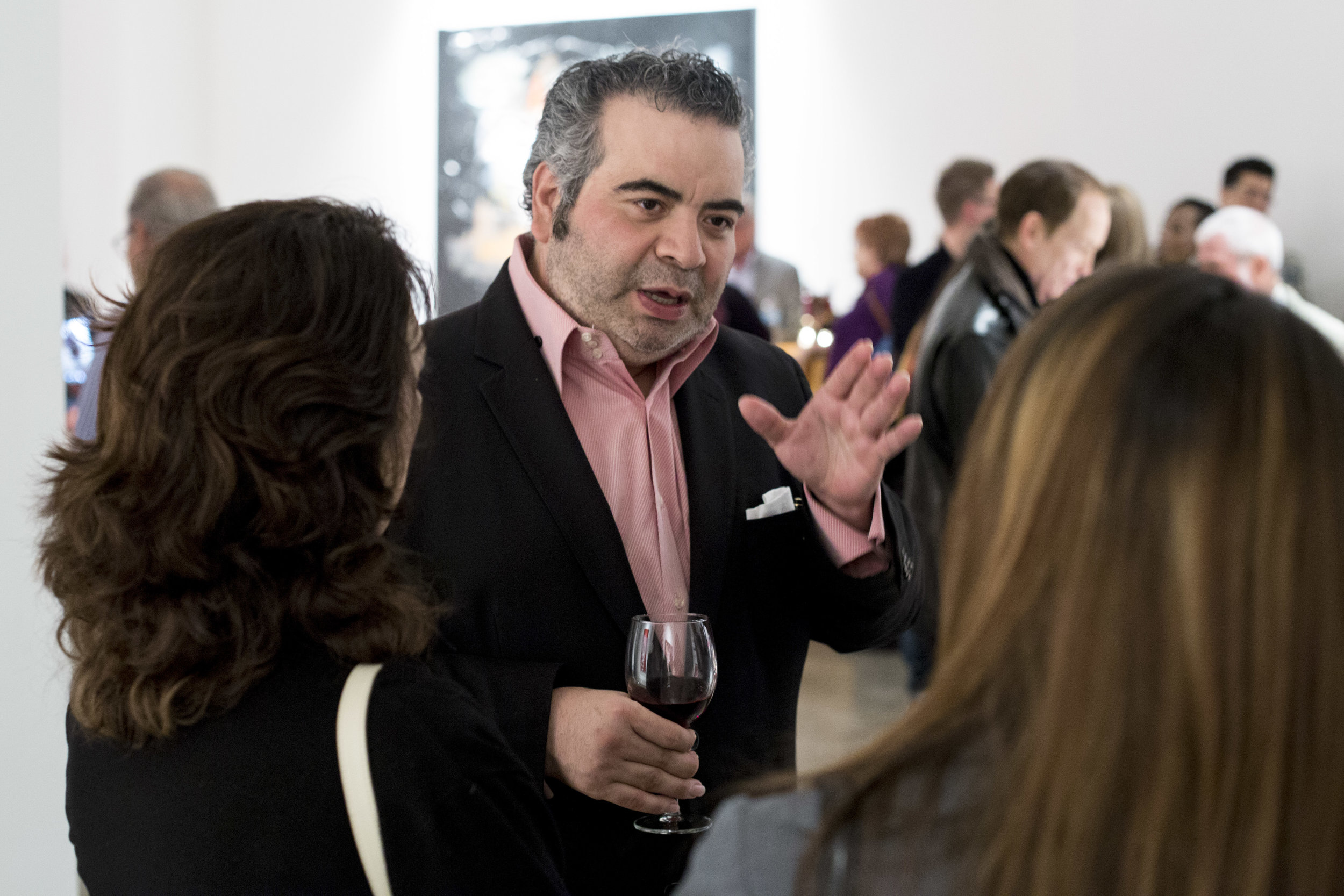 Bill Lowe Gallery Flavio Galvan Delicious Fire Opening 28.jpg