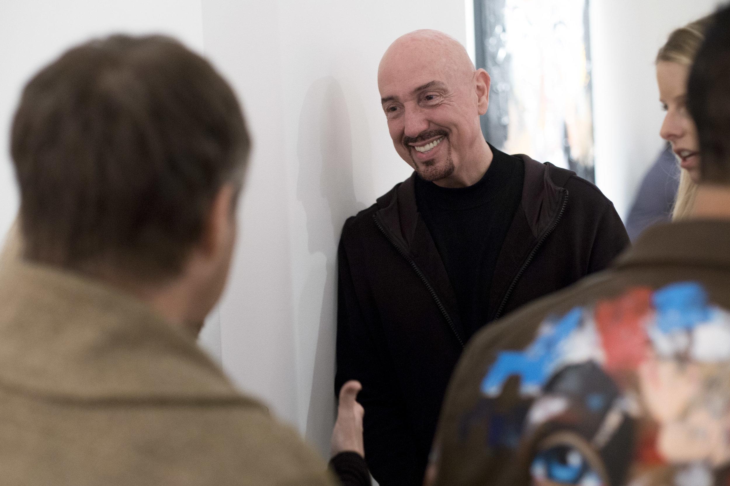 Bill Lowe Gallery Flavio Galvan Delicious Fire Opening 56.jpg