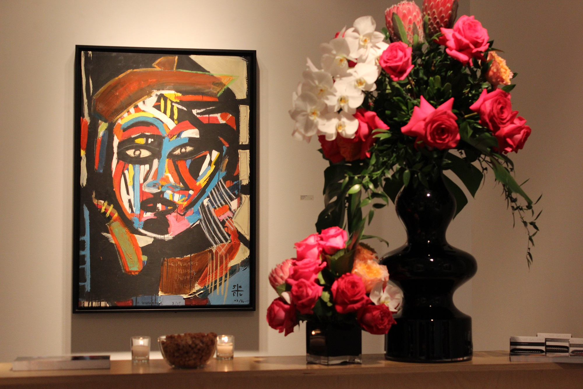 Frank Schroeder Bill Lowe Gallery Opening 4.JPG