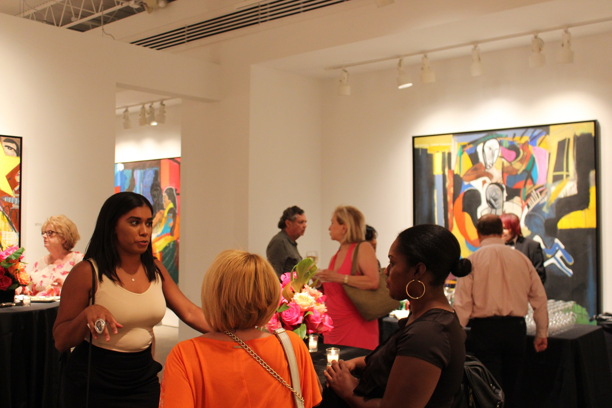 Frank Schroeder Bill Lowe Gallery Opening 8.JPG