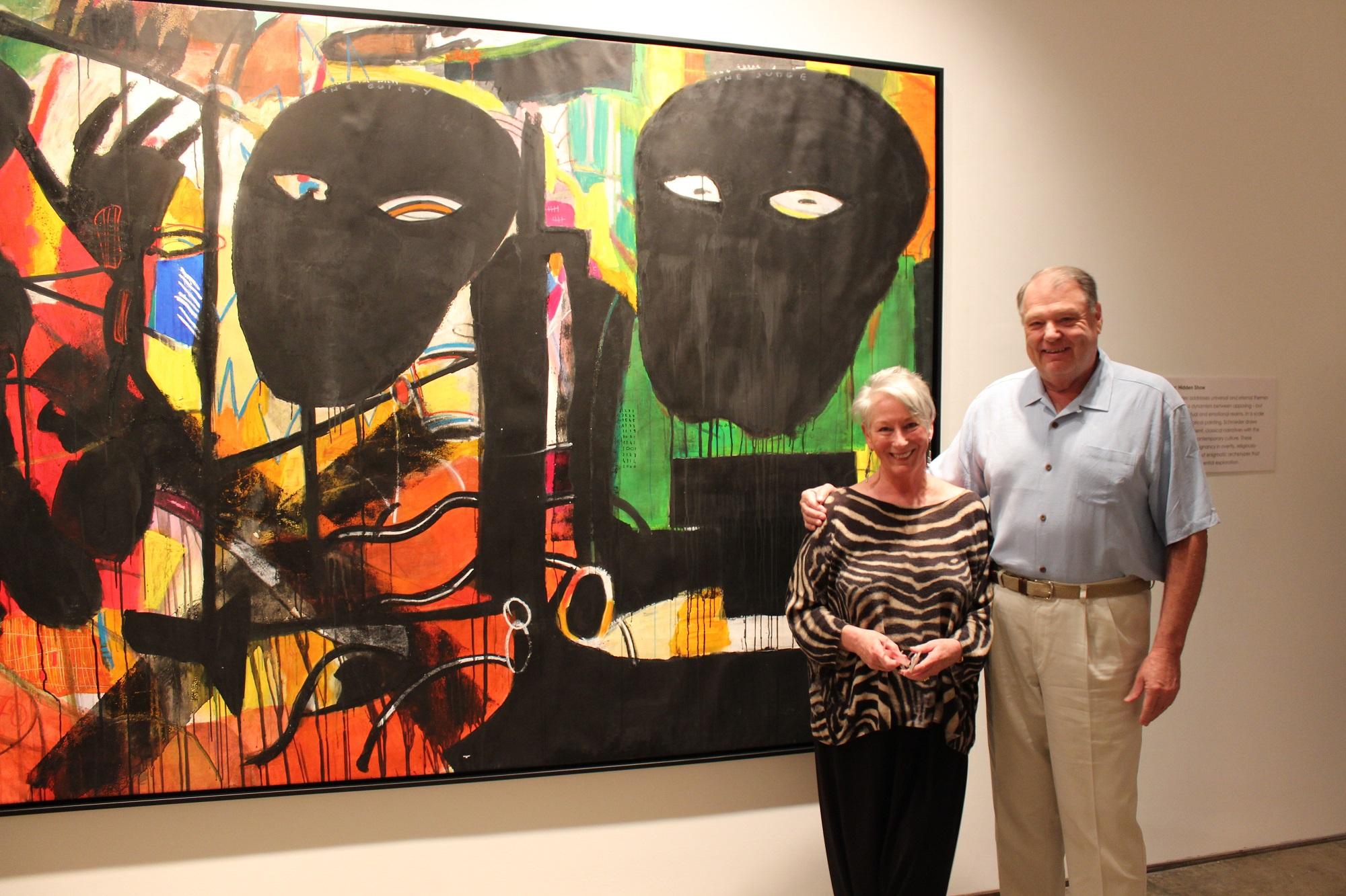 Frank Schroeder Bill Lowe Gallery Opening 11.JPG