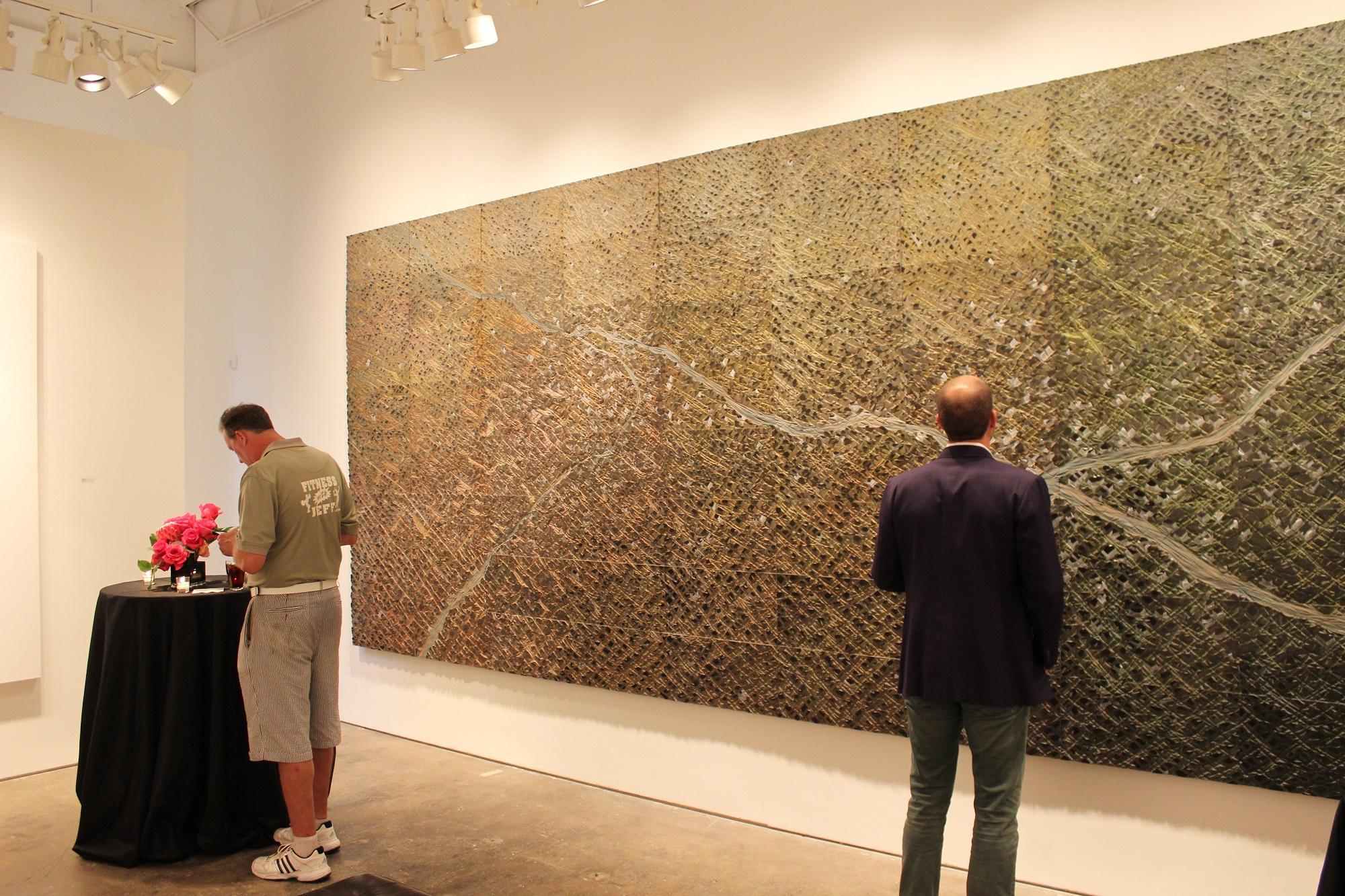 Frank Schroeder Bill Lowe Gallery Opening 12.JPG