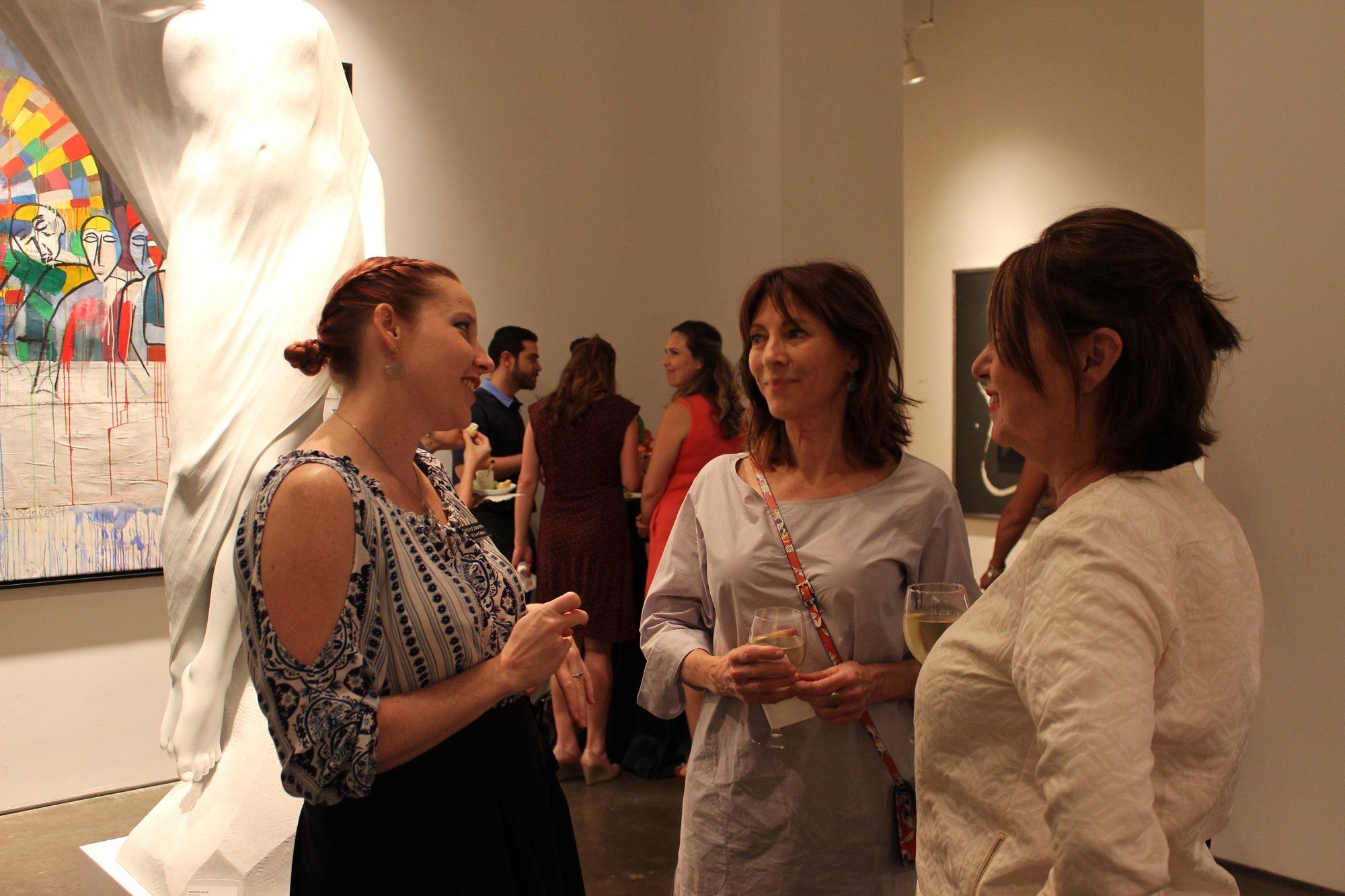 Frank Schroeder Bill Lowe Gallery Opening 13.JPG