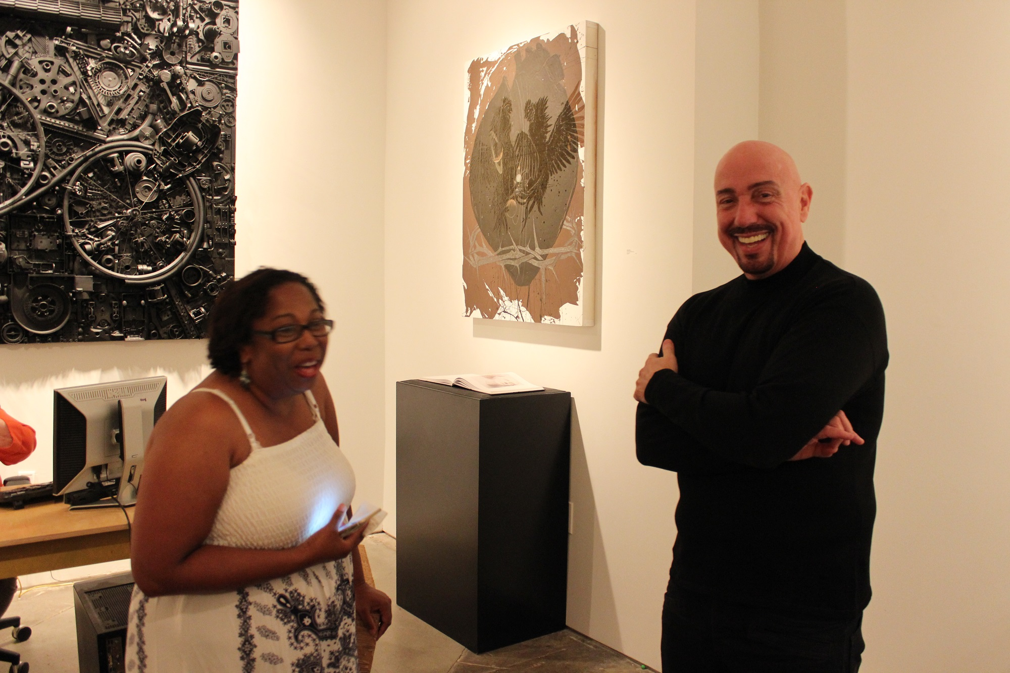 Frank Schroeder Bill Lowe Gallery Opening 19.JPG