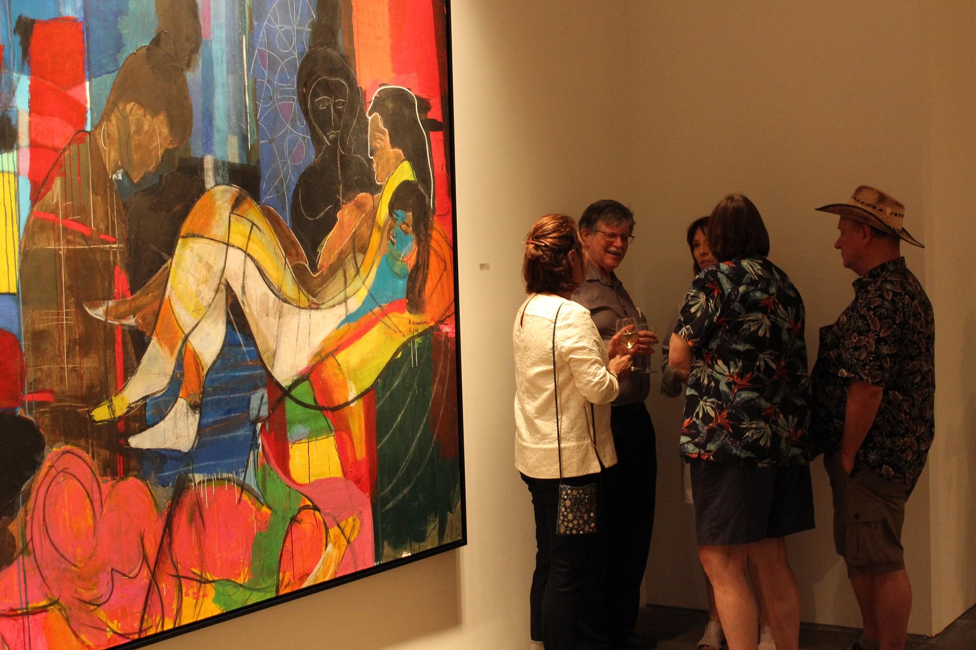 Frank Schroeder Bill Lowe Gallery Opening 27.JPG
