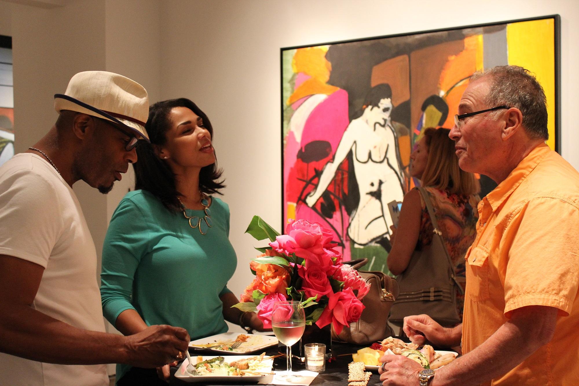 Frank Schroeder Bill Lowe Gallery Opening 28.JPG