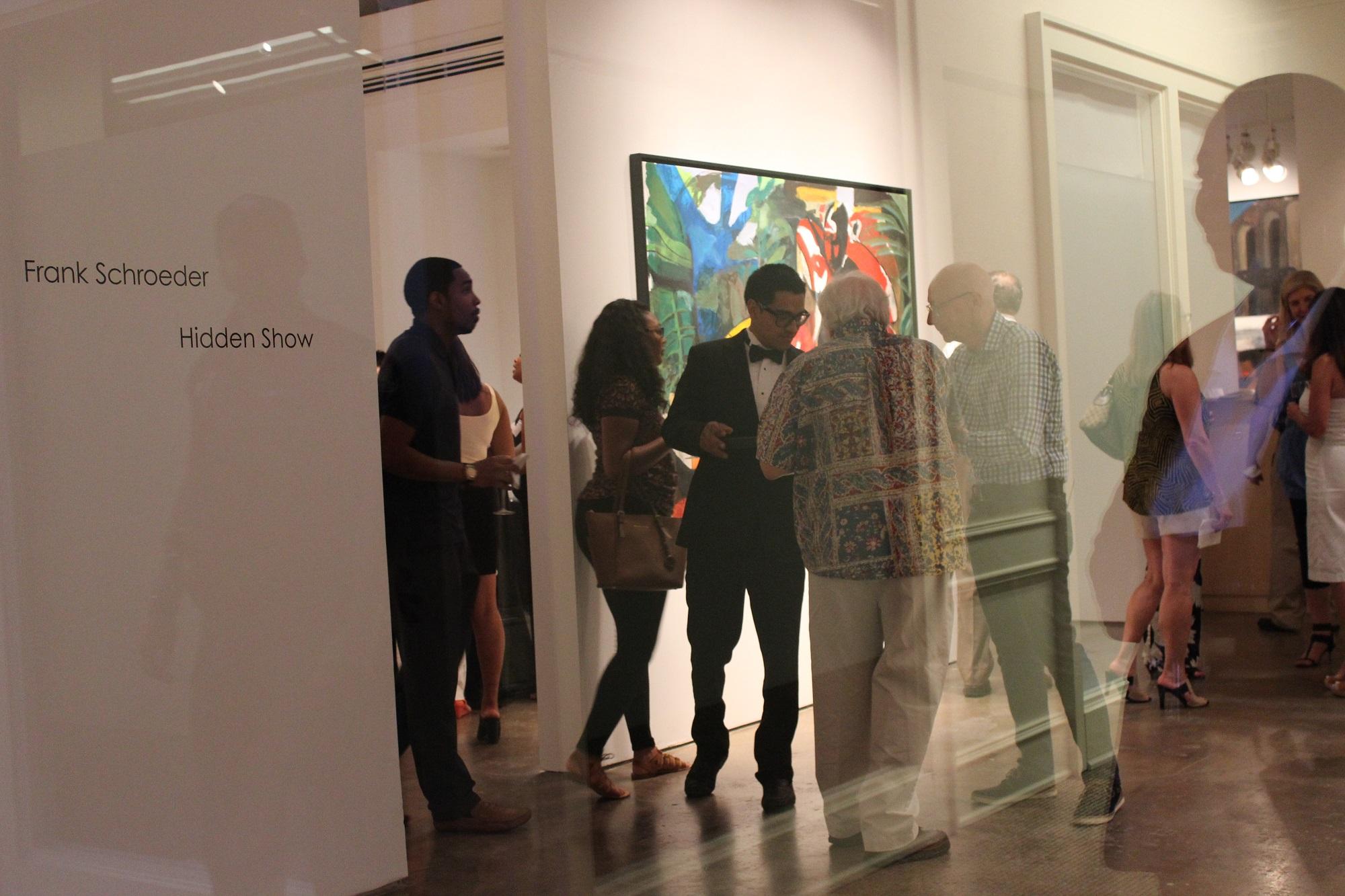 Frank Schroeder Bill Lowe Gallery Opening 30.JPG