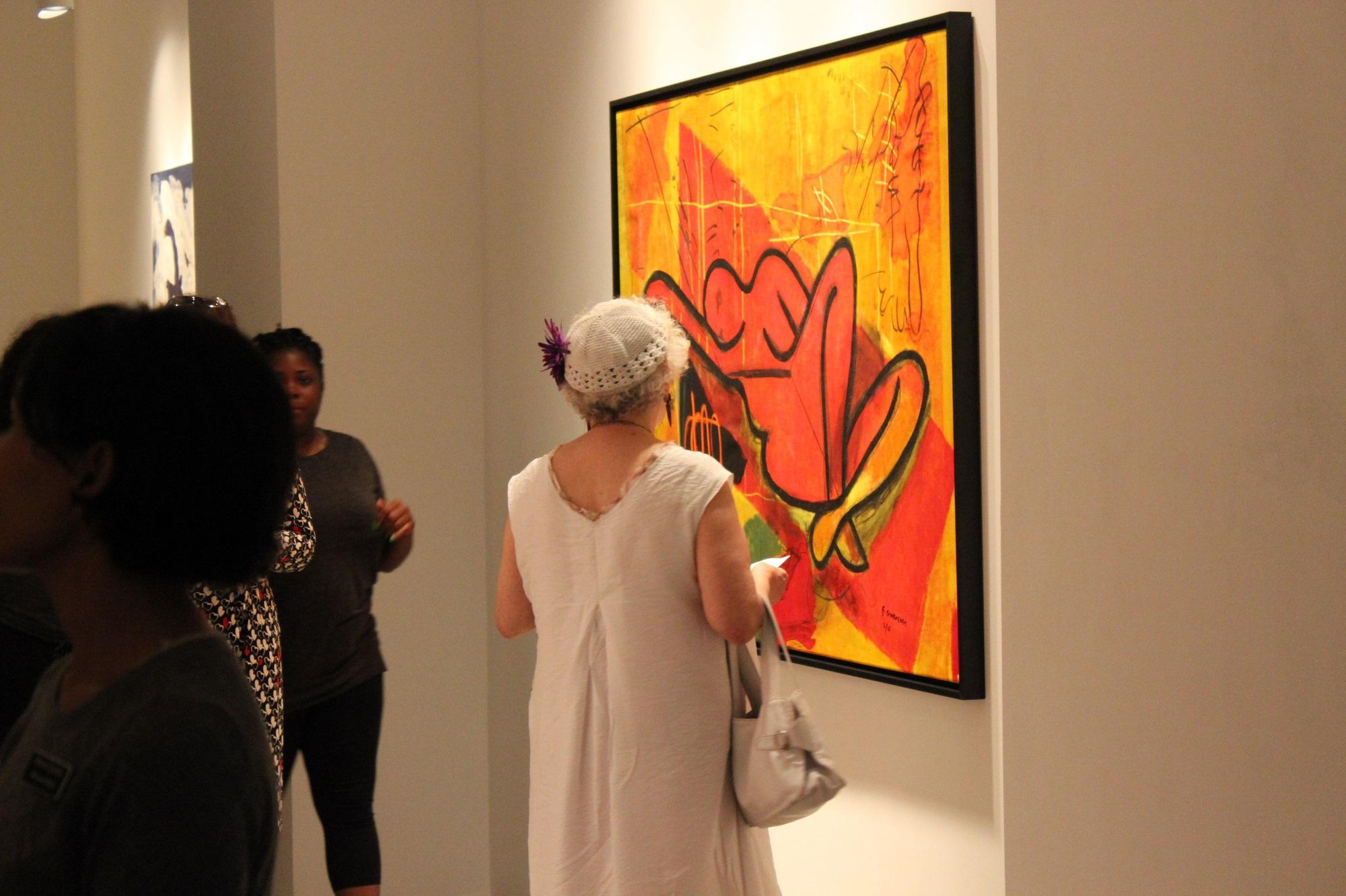 Frank Schroeder Bill Lowe Gallery Opening 33.JPG