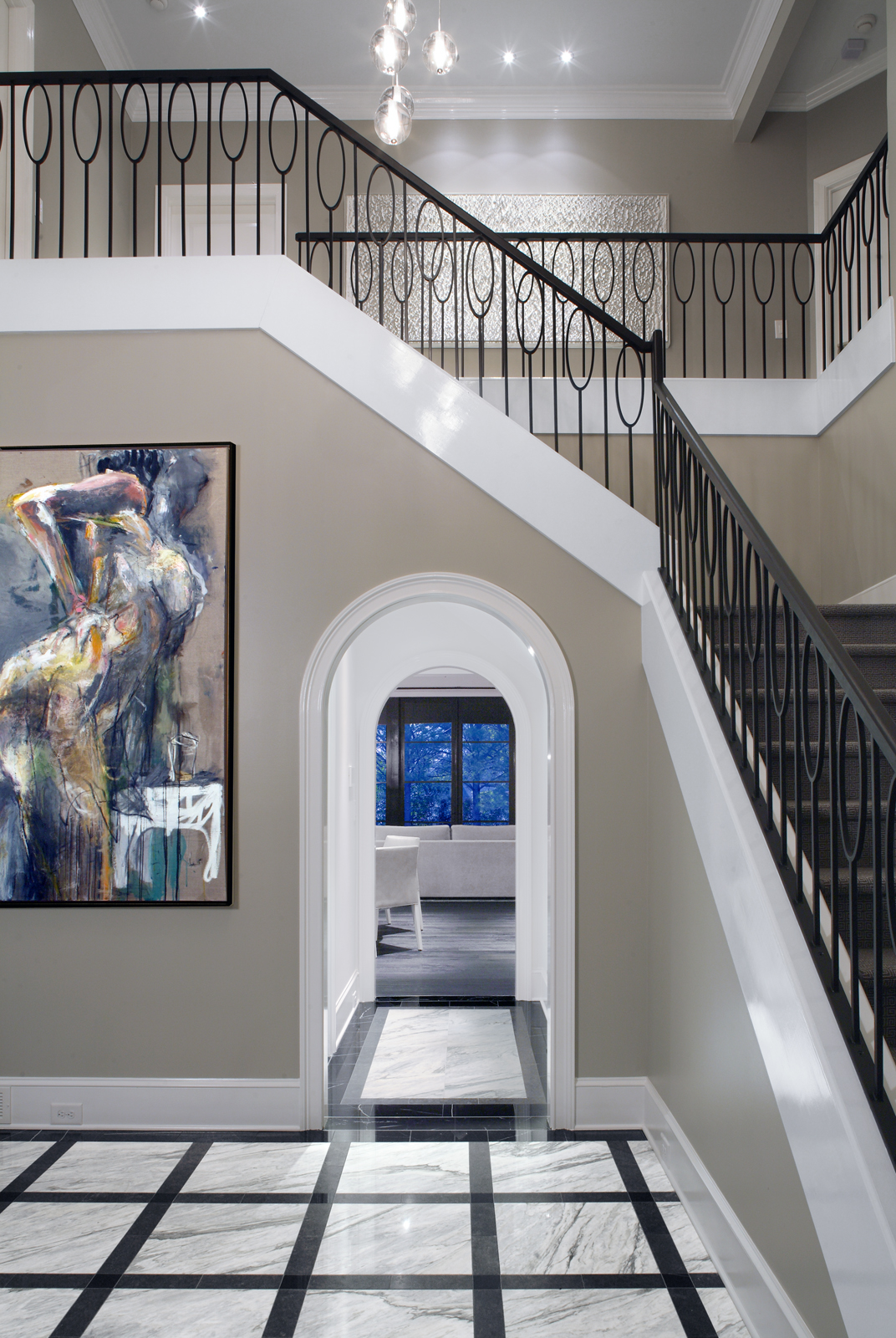 In Collaboration with Carson Guest Interior Design