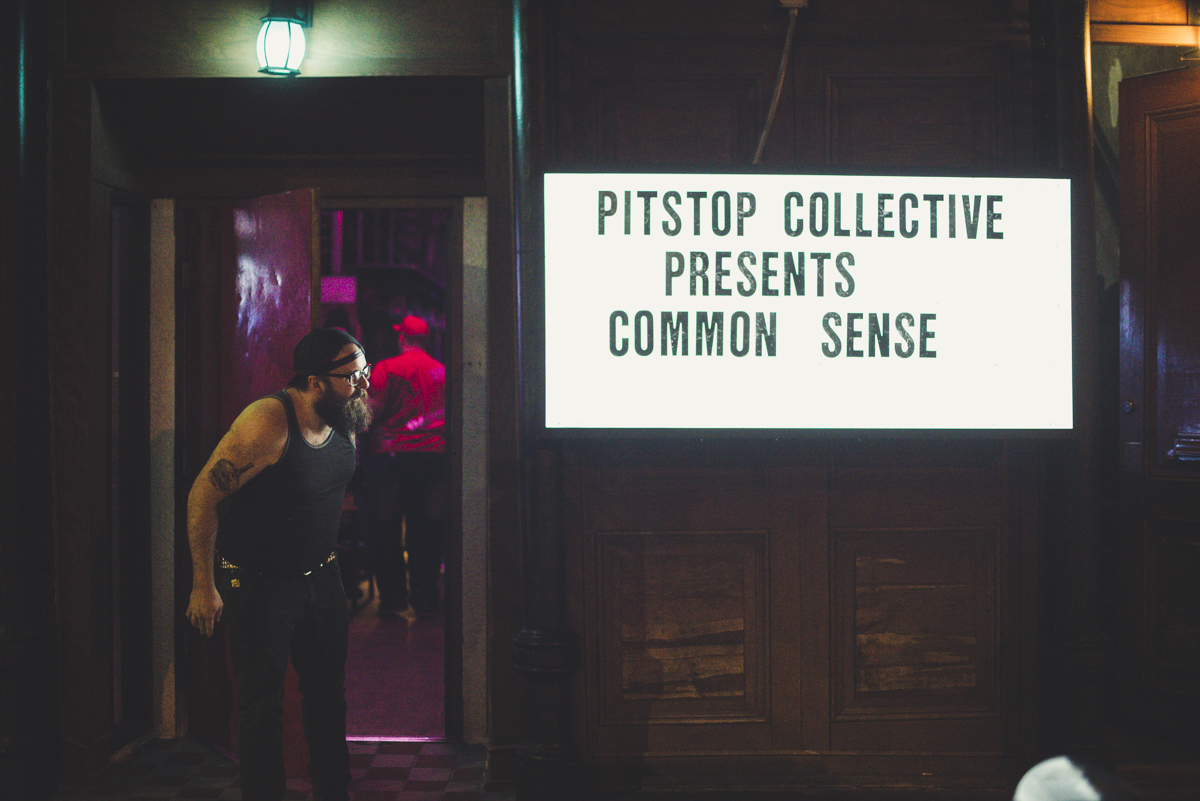Pit Stop Collectives -
