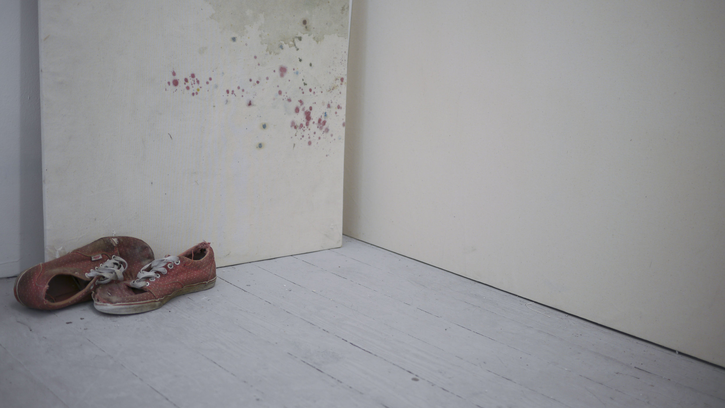 Ally McGinn (2017) Presence Absence [Studio view].