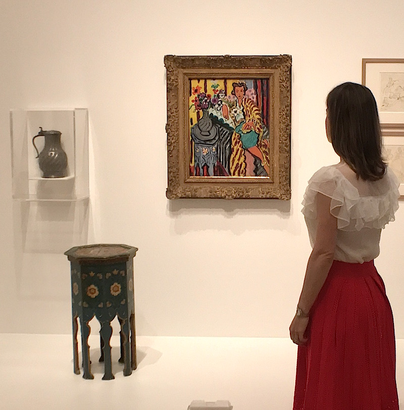 Exhibition View. Matisse.