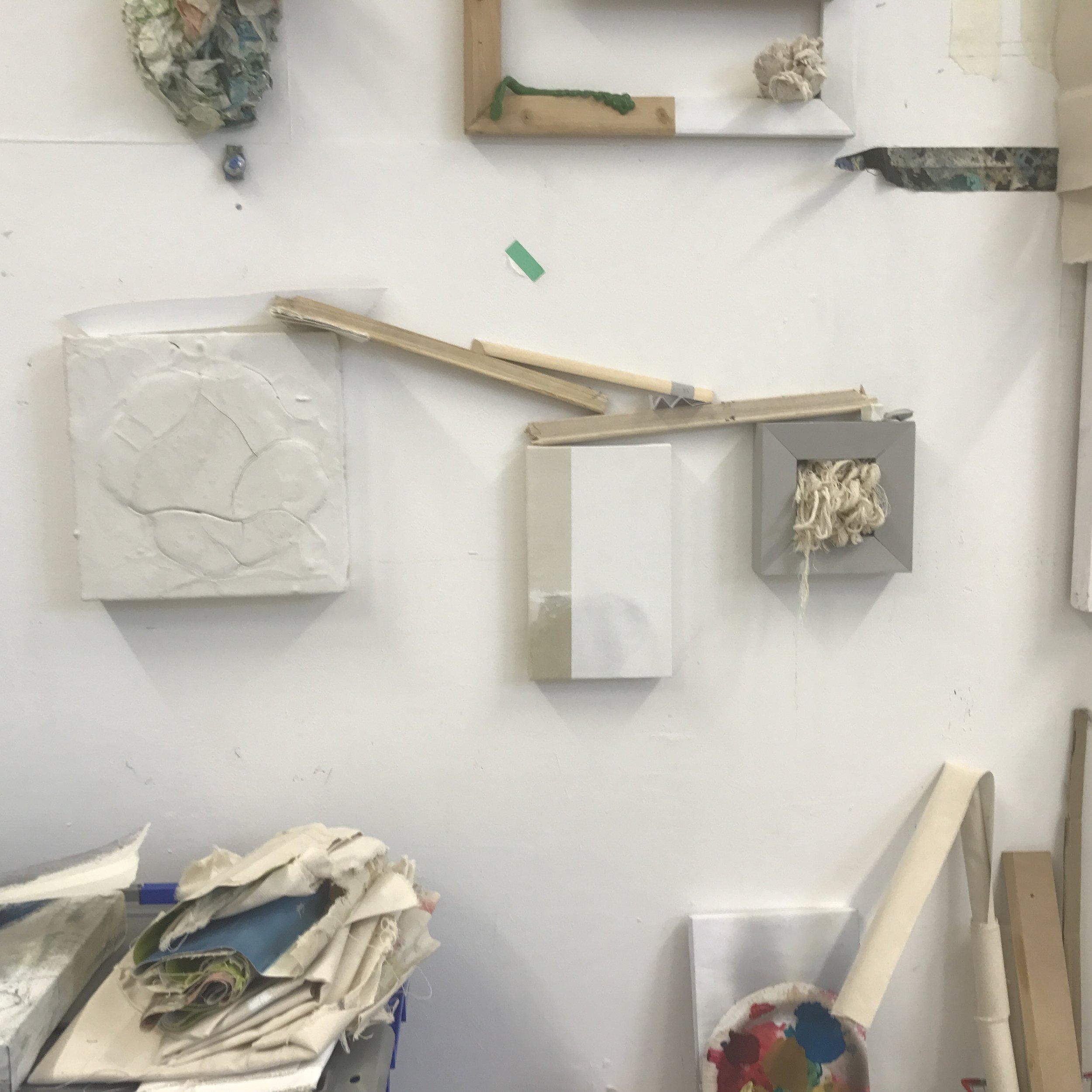 Ally McGinn (2017) [Studio documentation] Balance
