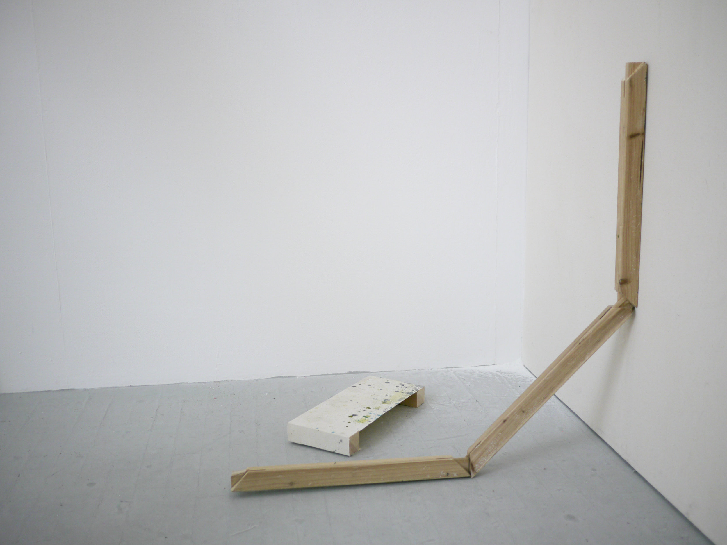 An Interuption of Function (2018) Wood and canvas.jpg