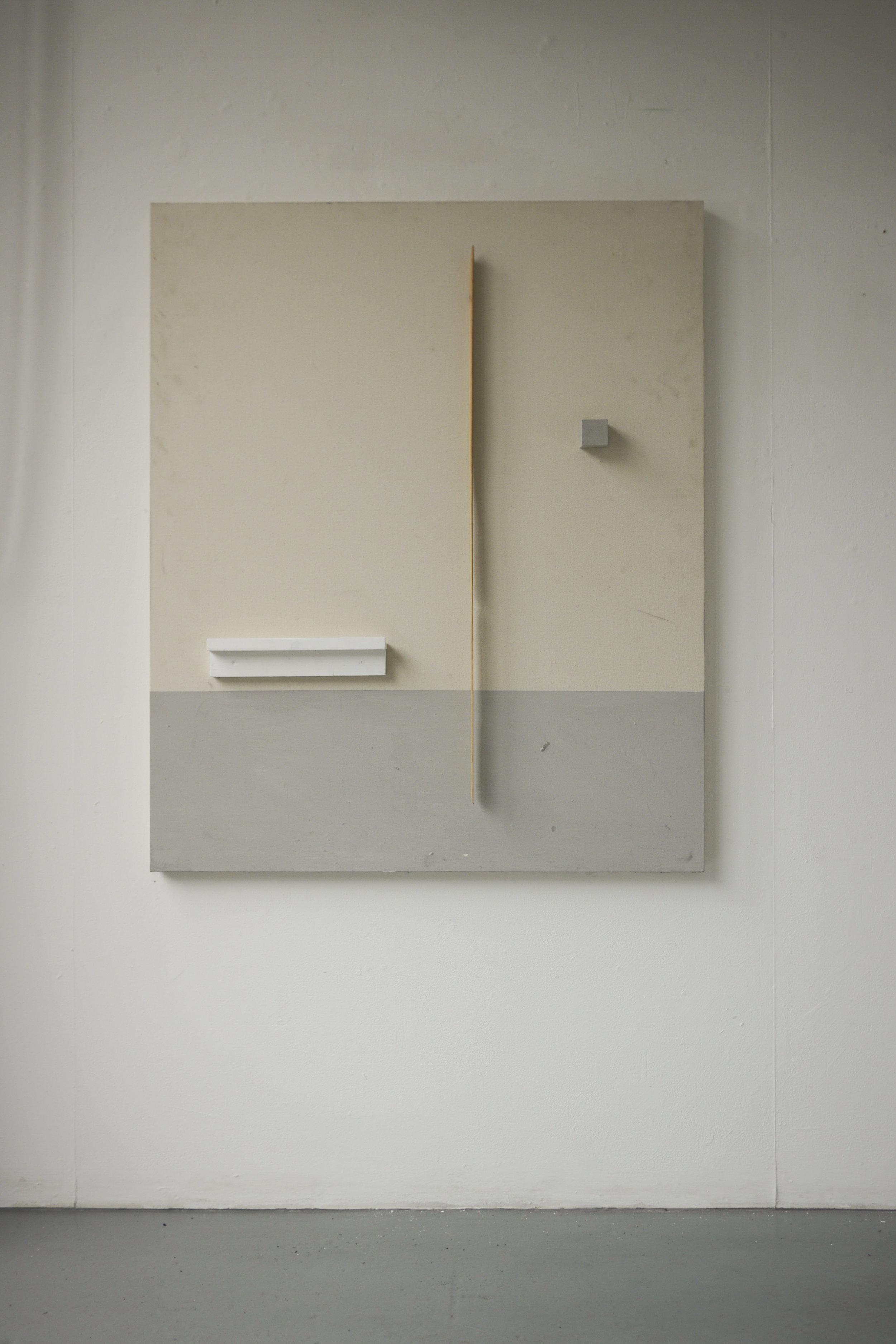 Hidden Parameter (2019) Wood with canvas and acrylic. 110 x 140 cm .jpg