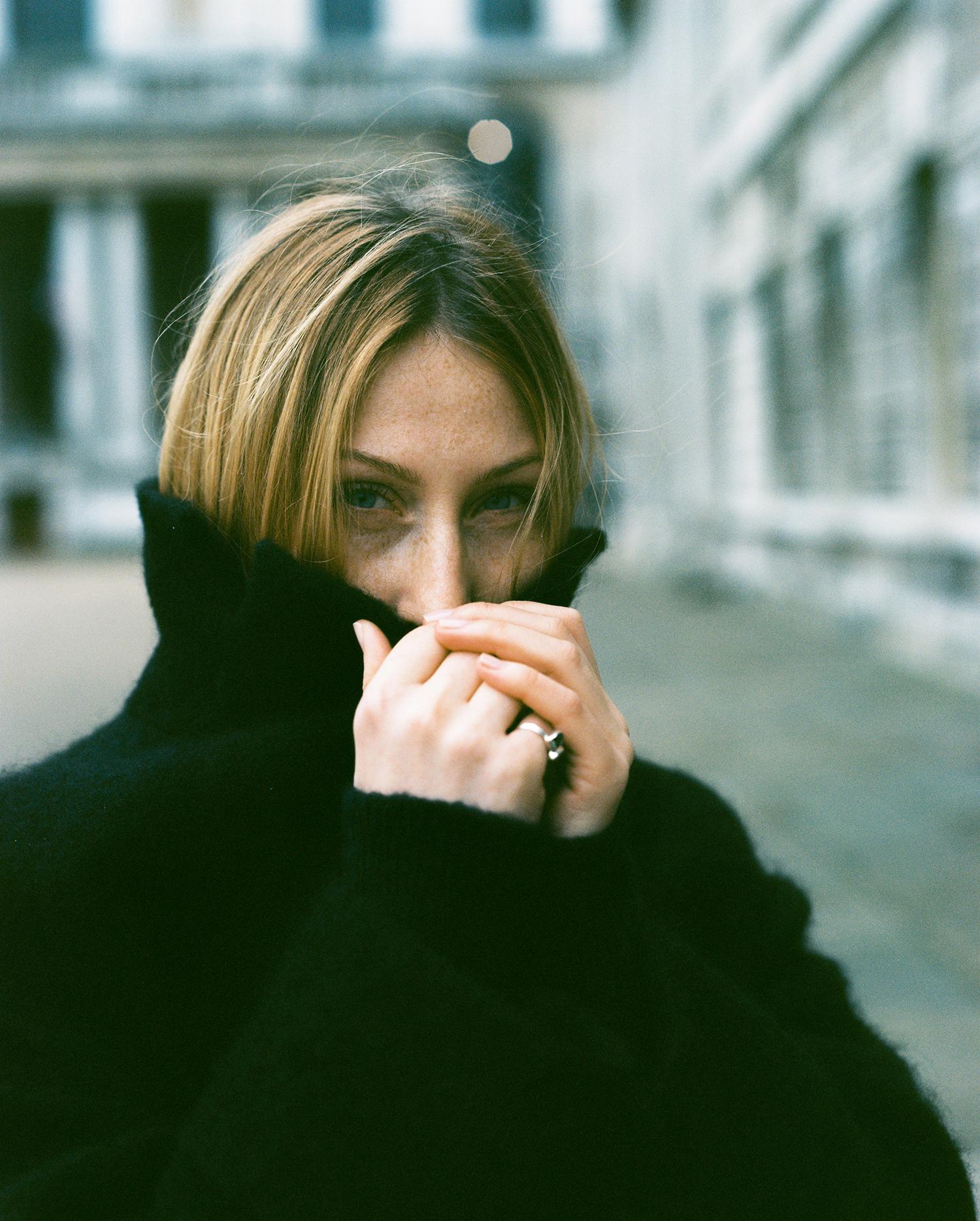 Dmitry Serostanov. Portrait and editorial photographer in London.
