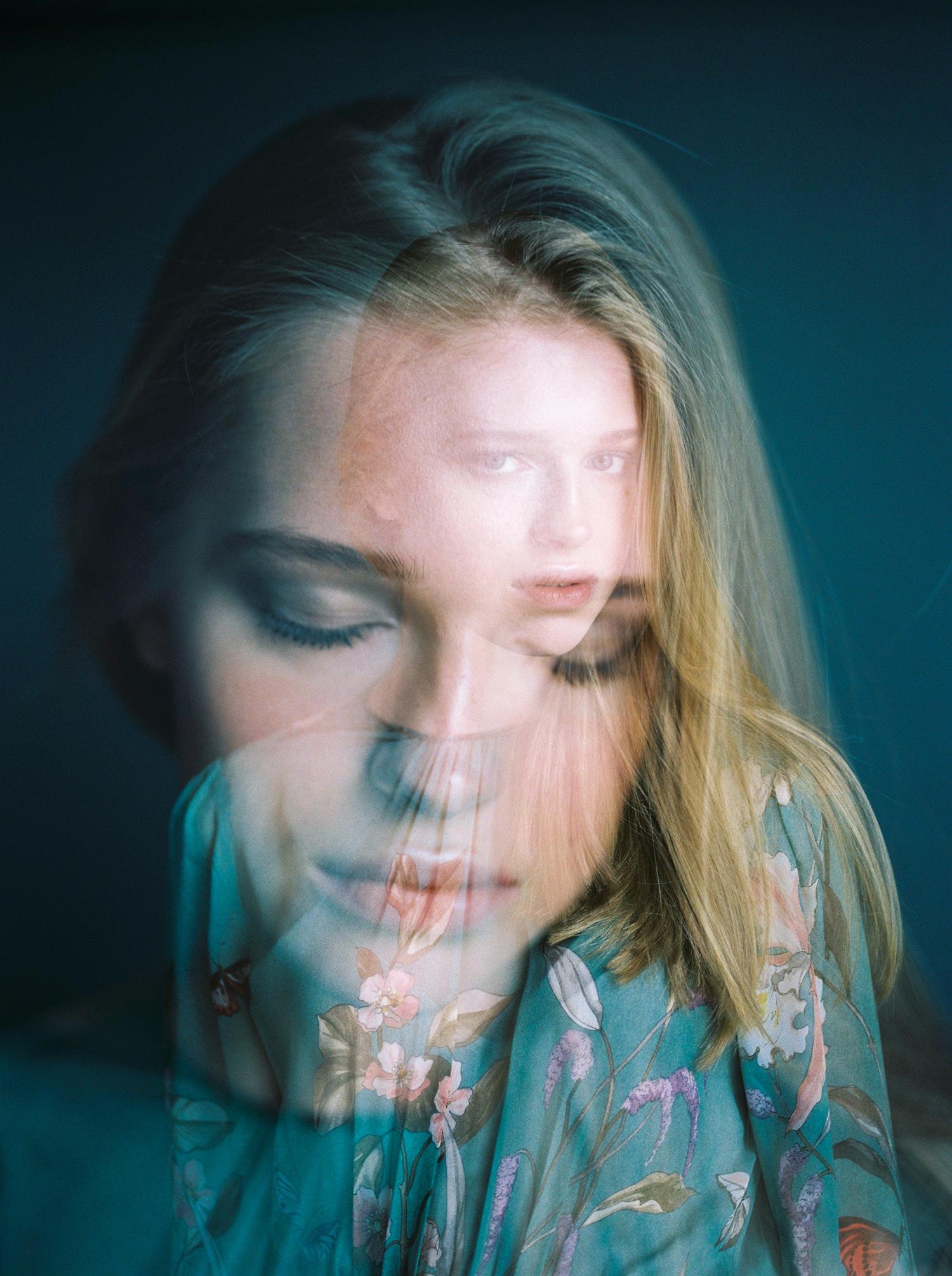 Emily Unkles for Elite London by Dmitry Serostanov