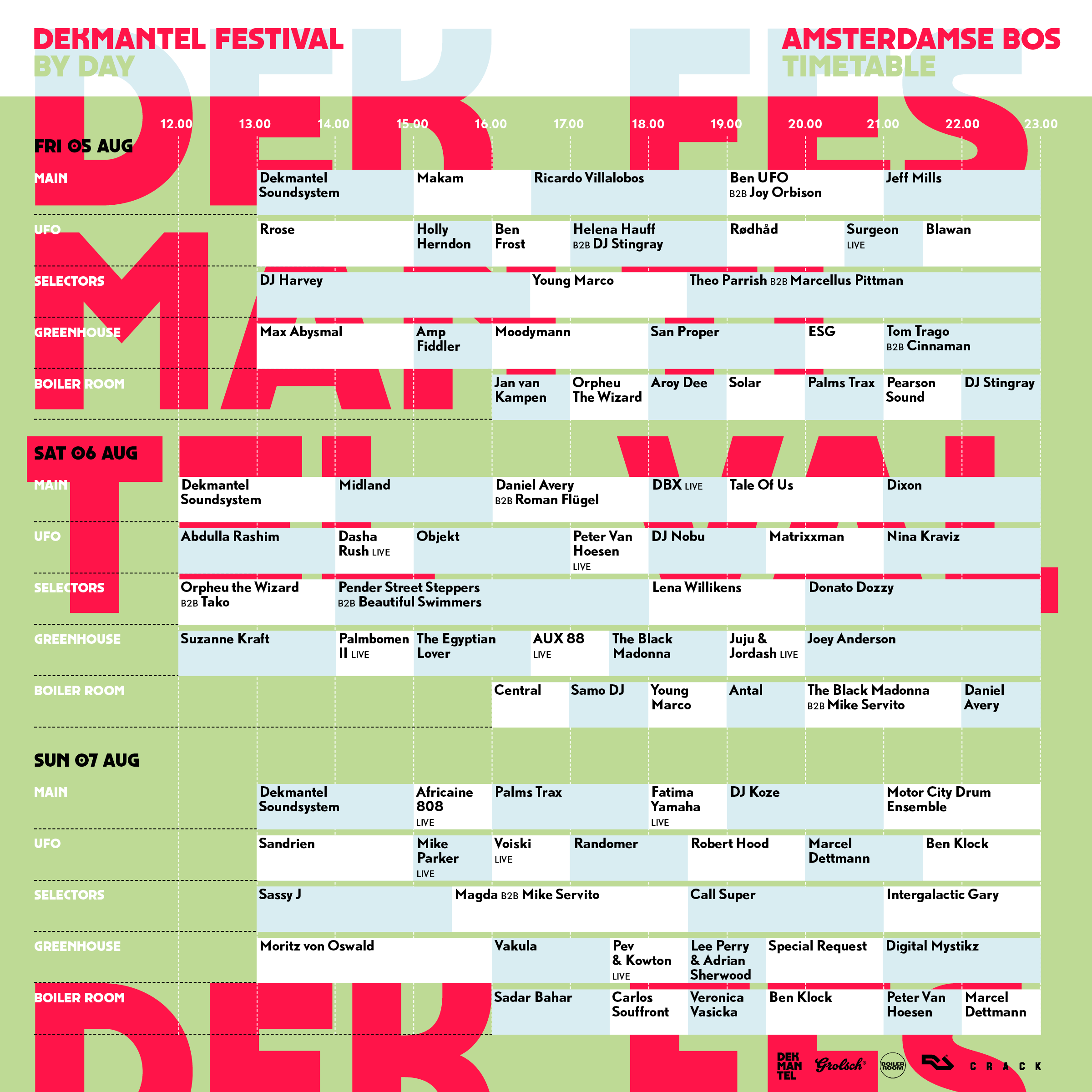 studio_colorado-dekmantel_festival-timetable_day
