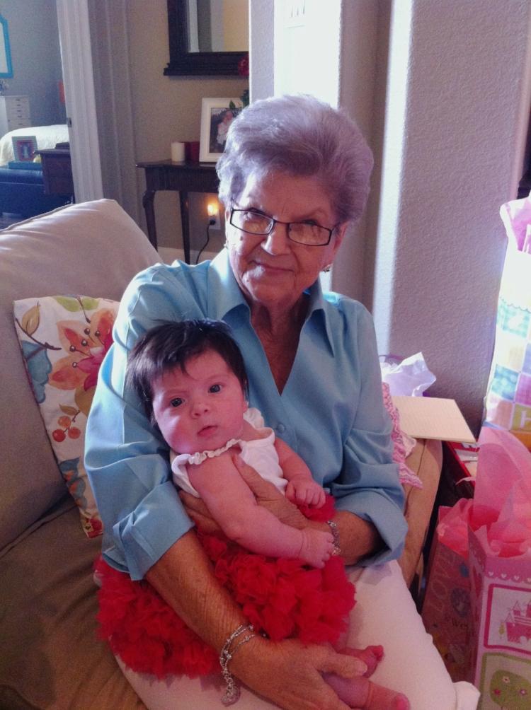Nana and Piper