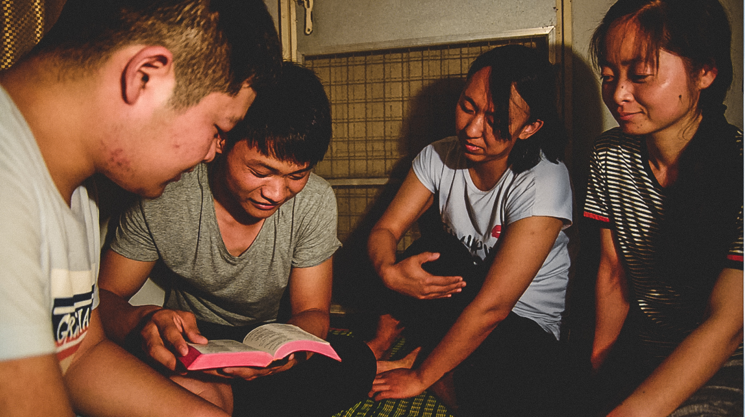 BIBLES - Approximately 50% of Christians in China lack a copy of God's precious Word. Even if they have the money, it is very difficult to locate and then purchase a Bible in China. This is a picture of a new Christian in China receiving a Bible. Having a copy of God's Word will grow his faith, bring joy to his life and equip him to share the good news with others. For just $3.00 per Bible, you can give a copy of God's Word to a Chinese believer.